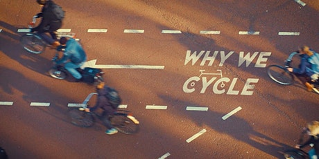 Ride Out Cinema: Why we Cycle tickets