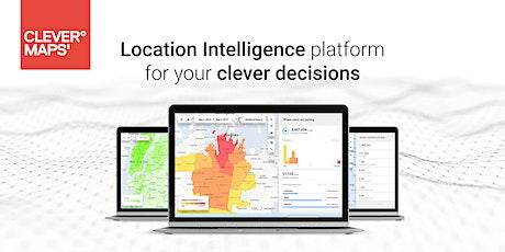 Mapování dopadů koronaviru pomocí Location Intelligence tickets