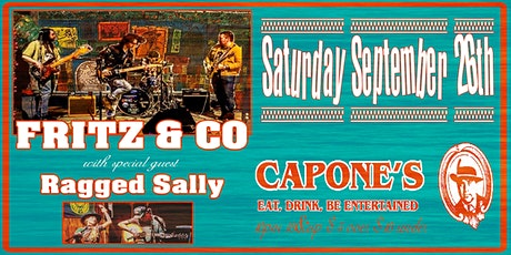 Fritz & Co with special guest Ragged Sally tickets