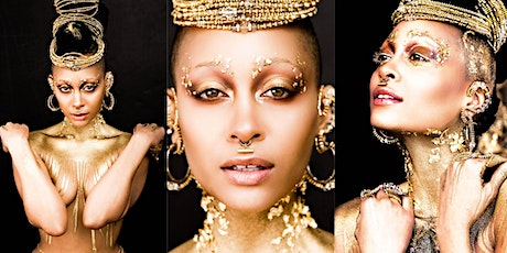 BROOKLYN Gold Queen Space: Jewelry Pop-Up + Healing Circle #9 tickets