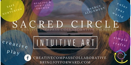 Intuitive Art - Sacred Circle Series tickets