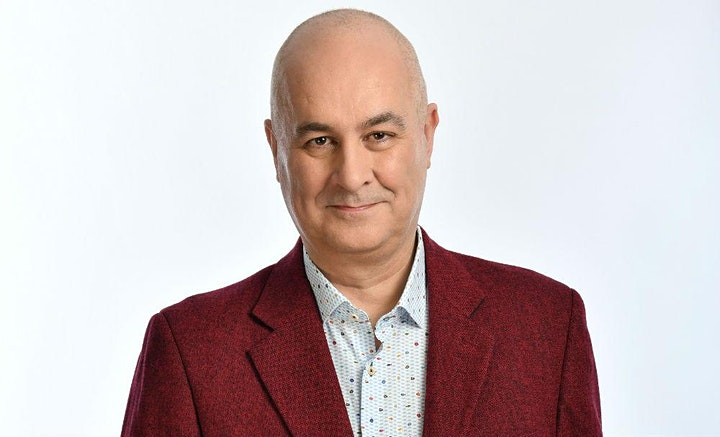 Iain Dale - Why Can't We All Just Get Along image
