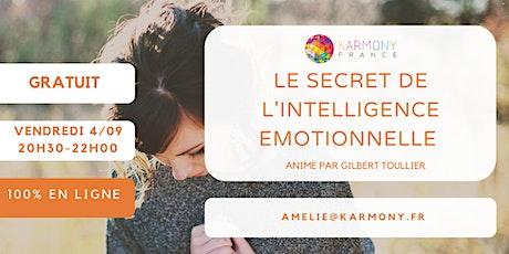 Le secret de l'intelligence émotionnelle enfin dévoilé billets