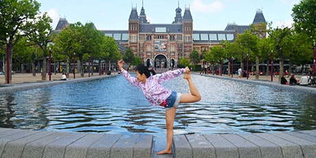 Saturday Outdoor Yoga in front of iconic Rijsmuseum tickets