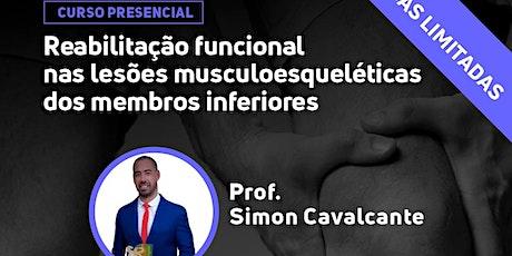 Reabilitação Funcional Nas Lesões Musculoesqueléticas Dos Membros Inferiore ingressos