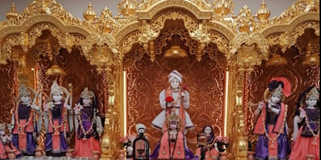 Copy of Temple open for Darshan and blessings of Lord Shri Jalaram Bapa tickets