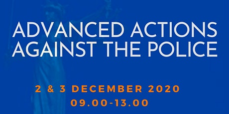 Advanced Actions Against the Police tickets