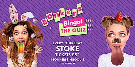 Bonkers Bingo: The Quiz - Stoke tickets