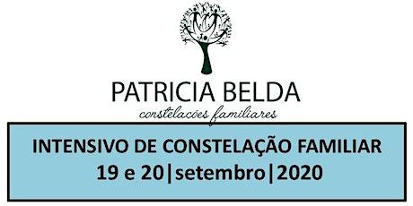 INTENSIVO DE CONSTELAÇÃO FAMILIAR POR PATRICIA BELDA ingressos