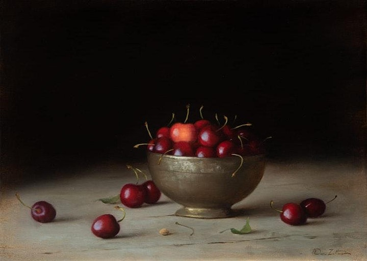 Still: A Survey of Contemporary Still Life Paintings - Virtual Curator Tour image