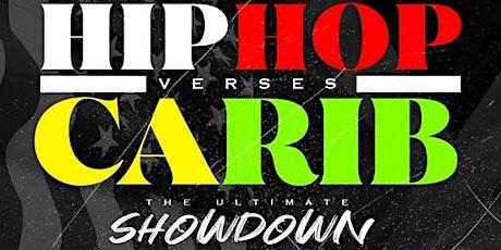HIP HOP vs CARIB LABOR DAY SUN 9/6 ATLANTA tickets