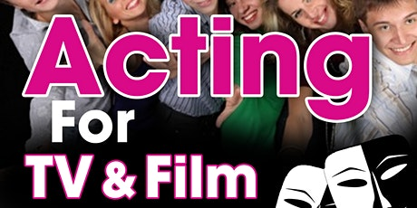 Teens Acting for TV (11-17 year olds) tickets