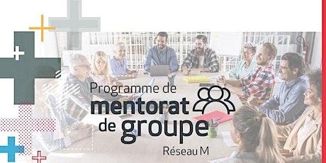 Formation mentorat de groupe-Devenir mentor-animateur-30 sept 2020-ZOOM billets
