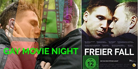 KINO Event - Premiere Gay Movie Night - Freier Fall Tickets