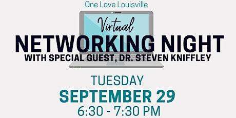 One Love Louisville Networking Night tickets