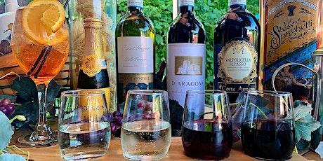 Italian Garden Party Wine Tasting tickets