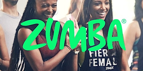 Family Zumba tickets
