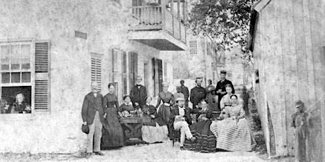 A Night Among Ghosts at Ximenez-Fatio House Museum tickets