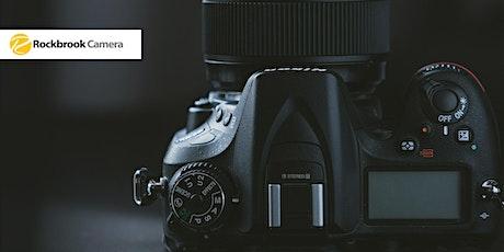 Nikon Cameras - Beyond the Basics tickets
