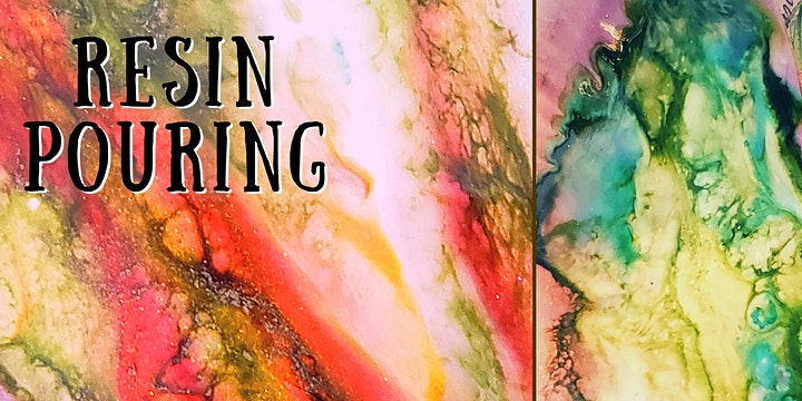Learn Resin Pouring image
