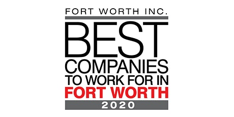 Best Companies to Work For  - Fort Worth Inc. tickets