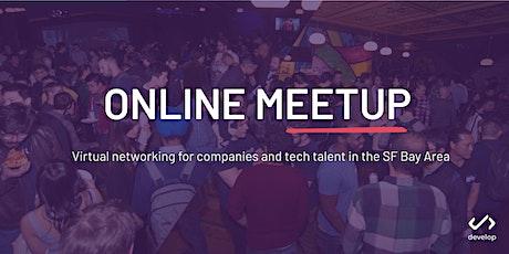 September Virtual DevJobs - Find the best tech talent tickets