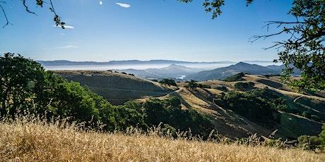 Nov 2020 Santa Clara Valley Open Space Authority Virtual Volunteer Intake tickets