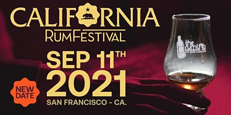 California Rum Festival 2021 (New Date) tickets
