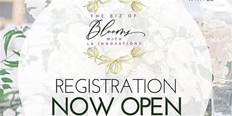 Mini Biz of Blooms (Mini Sessions) tickets