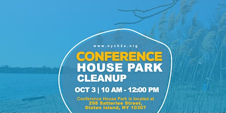 Conference House Park Cleanup tickets
