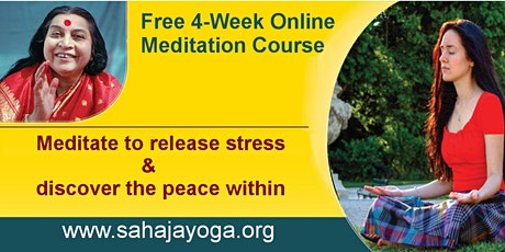 Free 4-Week Course of Online Guided Meditation tickets
