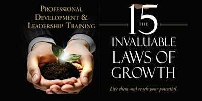 15 Invaluable Laws of Growth Mastermind Series – 4 Part