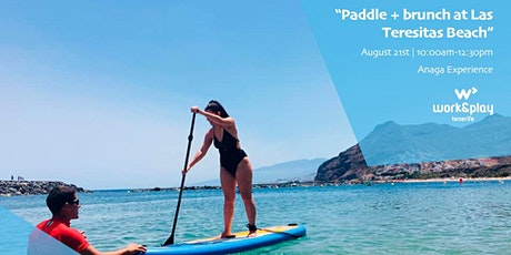 Paddle + Brunch at Las Teresitas Beach entradas
