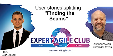"User stories splitting - ""Finding the Seams"" tickets"