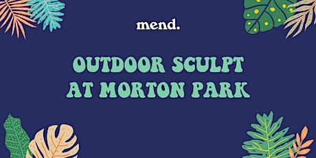 Patreon Outdoor Sculpt - SUNDAY tickets