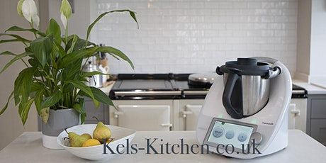 Thermomix demo TM6 for UK & Ireland tickets
