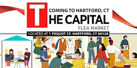 The Capital Flea Market tickets