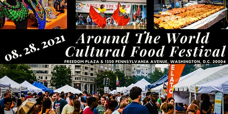 2020 Around The World Cultural Food Festival tickets