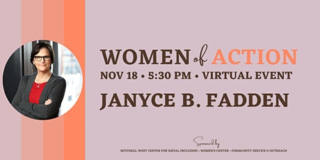 Women of Action November tickets
