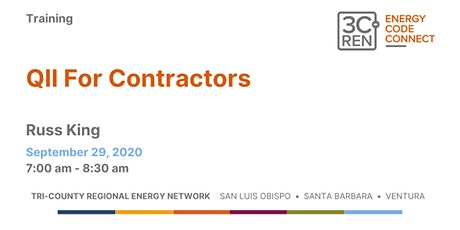 QII For Contractors tickets