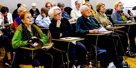 Information Sessions for Lifelong Peer Learning Program at the GC tickets