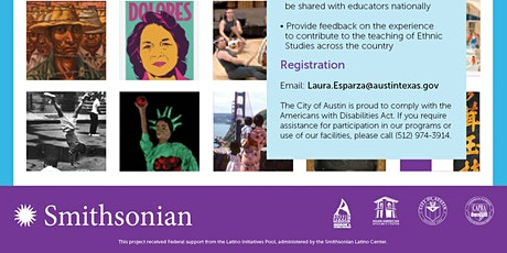 Ethnic Studies Professional Development Workshop tickets