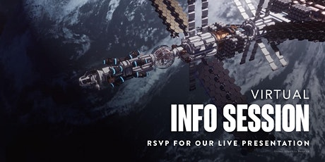 Virtual Info Session tickets