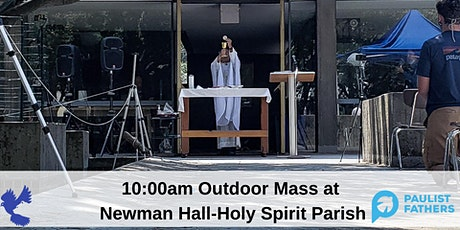 10:00am Mass for Sunday of the 20th Week of Ordinary Time tickets