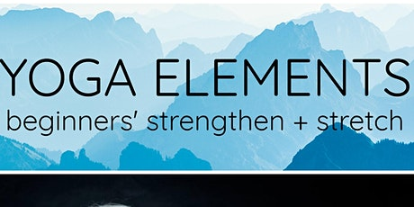 Yoga Elements (All Levels & Beginners) billets