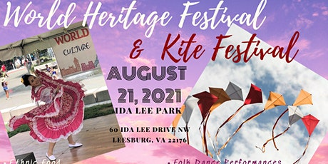 World Heritage Festival / Festival of Kites ~ Leesburg, VA tickets