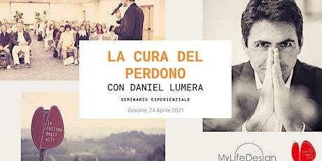Seminario con Daniel Lumera:  La Cura del Perdono in Piemonte biglietti