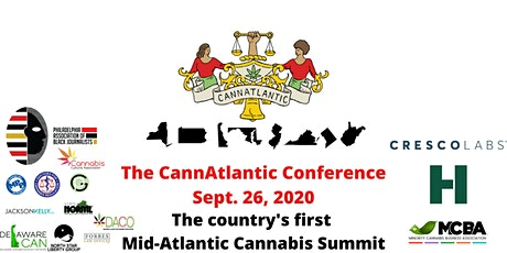 PABJ Presents: The CannAtlantic Cannabis Conference tickets