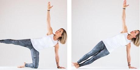 Yoga Burn - Intermediate/Strong Beginners billets
