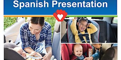 Joe DiMaggio Children's Hospital & Safe Kids -Basic Car Seat Presentation tickets